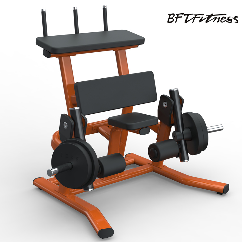 BFT5014 Kneeling Leg Curl - Plate Loaded Machine_BFT Fitness