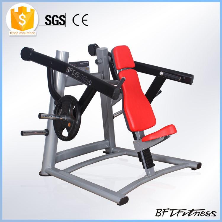 Hoist Gym Equipment Dubai: BFT5002 Wholesale Seated Shoulder Press Machine Hammer