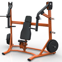 BFT5022 Plate Loaded Incline Chest Press Machine For Sale
